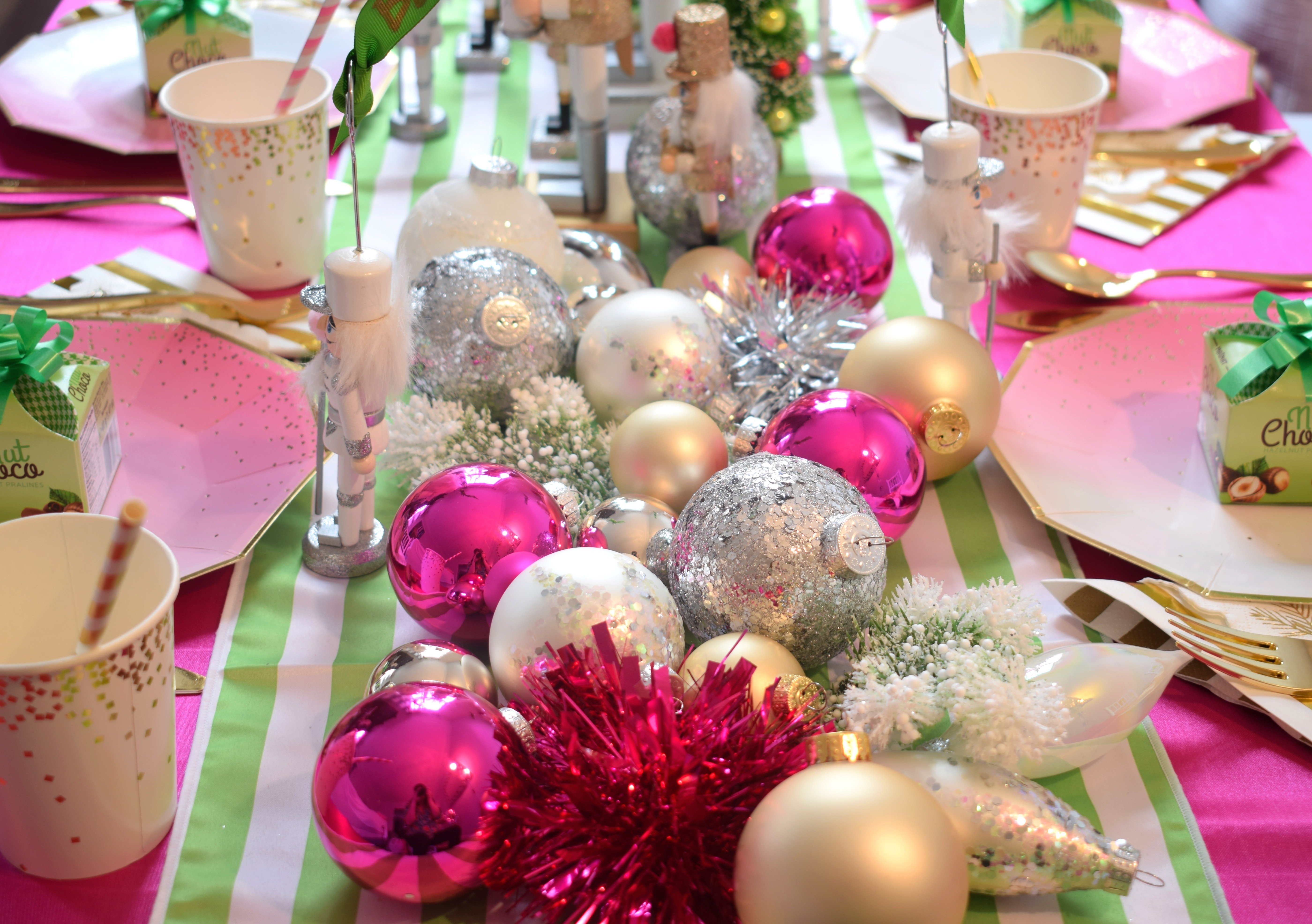 Sparkly Nutcracker Ballet Party